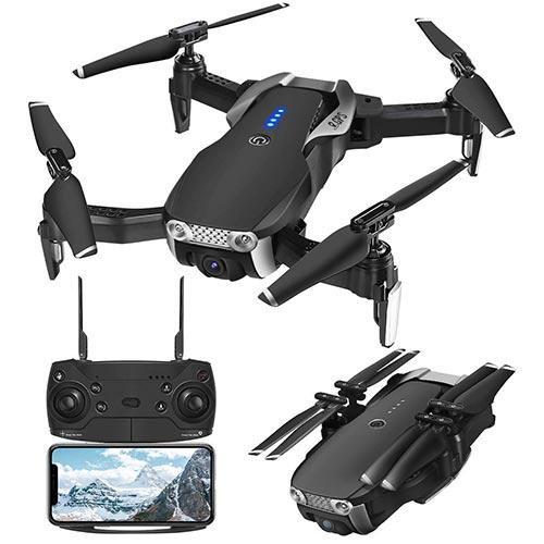 Eachine E511S Drohne: Lieferumfang & Zubehör