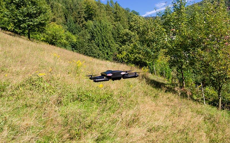 Drohnen Test der Holy Stone HS160