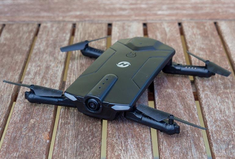 Holy Stone HS160 im Drohnen Test