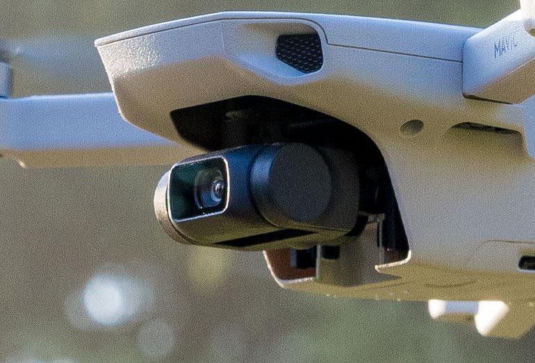3-Achsen-Gimbal der DJI Mavic Mini Drohne