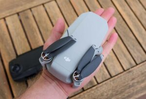 DJI Mavic Mini hands on Review