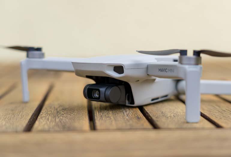 DJI Mavic Mini Drohne im Testbericht