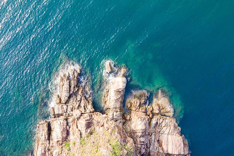 Drohnen Fotos Thailand mit Mavic 2 Pro