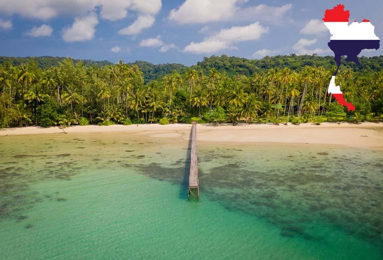 Mit Drohne nach Thailand reisen: So kannst Du in Thailand Drohne fliegen